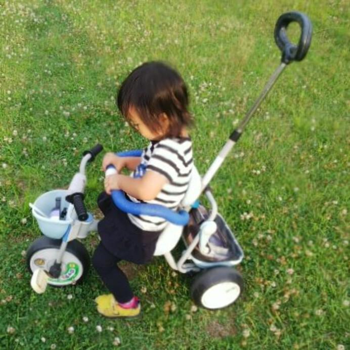 1・2・3歳におすすめの三輪車20選!人気のキャラクターものを特集
