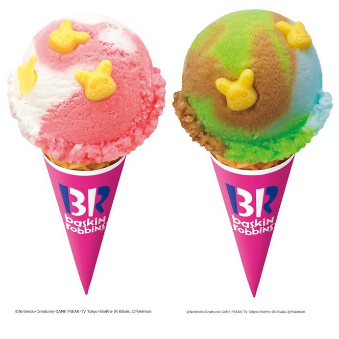 今年の夏も親子で夢チュウ☆【ポケモン】のかわいすぎるアイスは絶対たべなきゃ!!