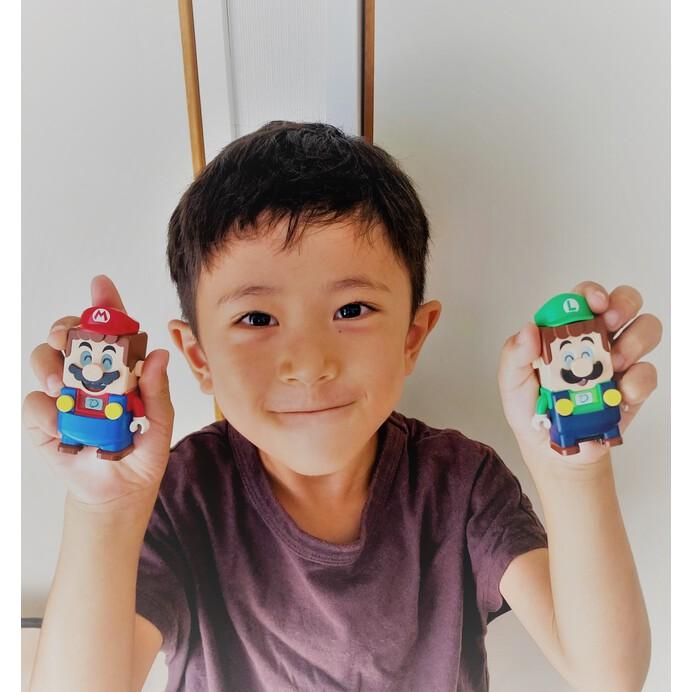 【ファン必見!】大人気のあの『レゴ マリオ』にルイージ登場★協力プレイができるから、きょうだいげんかも減ったよ~