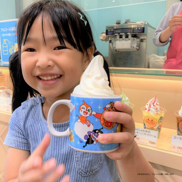 無料で楽しめるフロアも!【横浜アンパンマンこどもミュージアム】でアンパンマンのフードやグッズを思いっきり味わおう♪