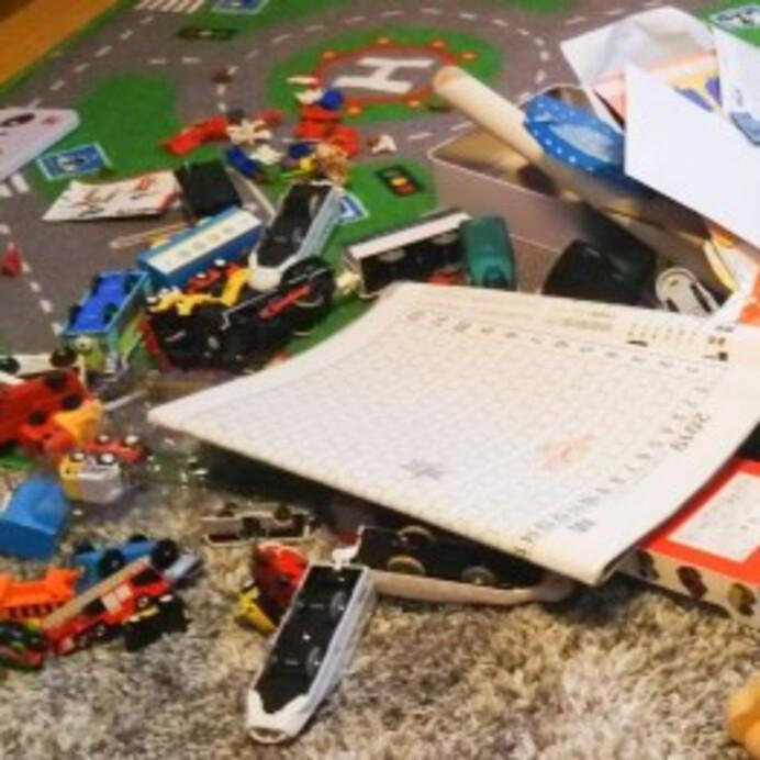 【保育士が教える】おもちゃの片付けのコツ!子供が自分で片付けやすい棚とは?