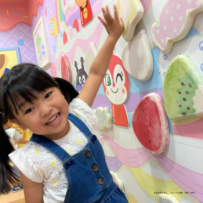 フォトスポット満載の【横浜アンパンマンこどもミュージアム】「かわいい~♡」カメラのシャッターが止まらない!