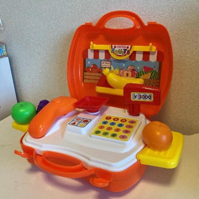 【ダイソー】なのに550円!でも「お店屋さんごっこ遊び」が全部揃って大満足!コスパ以上の本気おもちゃがすごすぎる☆