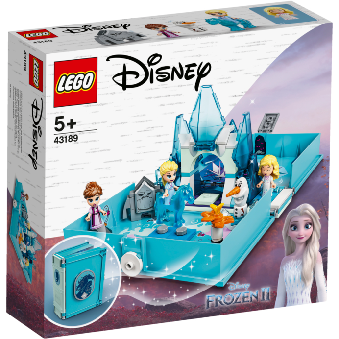 レゴディズニー アナと雪の女王2