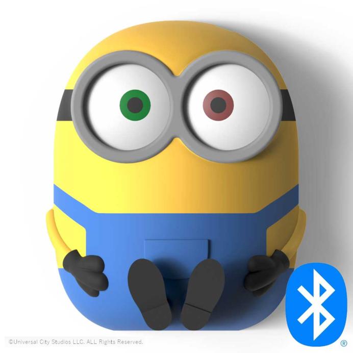 ミニオンズ Bluetoothスピーカー ボブ