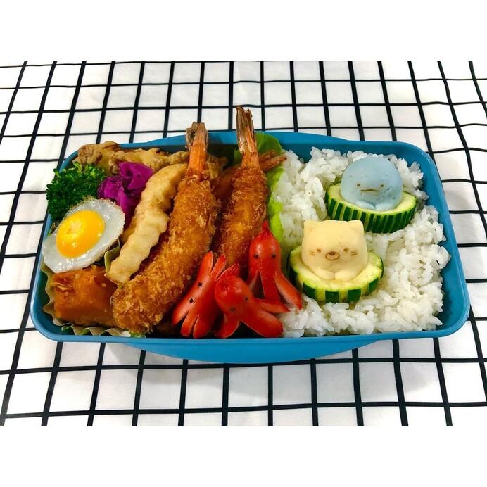 お弁当はもちろん、サラダやうどん、ラーメンにも!「すみっこぐらしかまぼこ」が食卓のすみっコで大活躍
