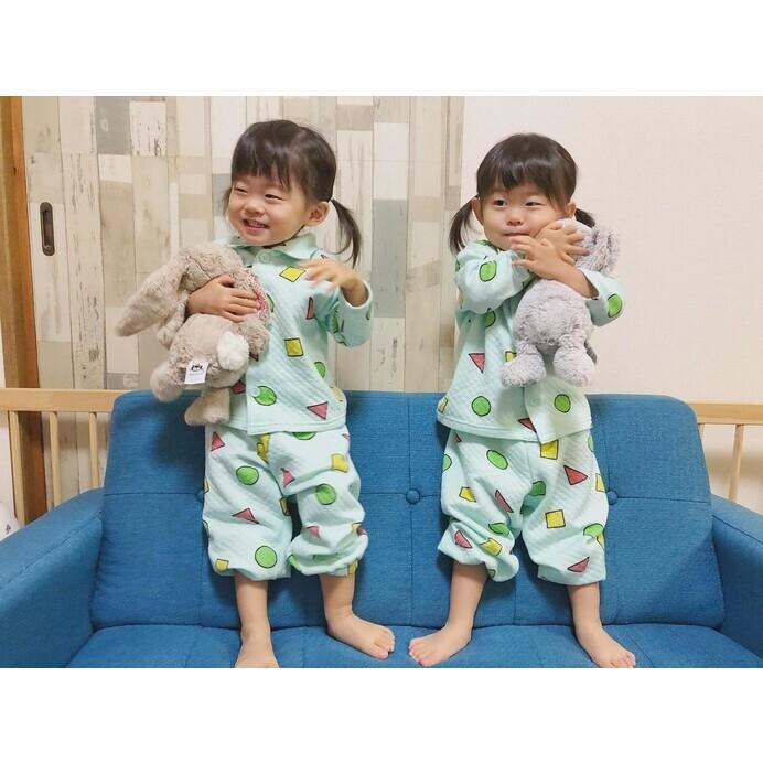 オラとおそろいだゾ〜☆【クレヨンしんちゃん】なりきりパジャマでいい夢みちゃお!